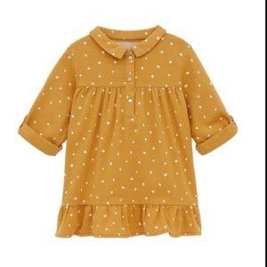 Zara NWT Kids Shirt Dress